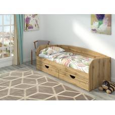 Детская кровать с ящиками Соня-3 (без матраса)