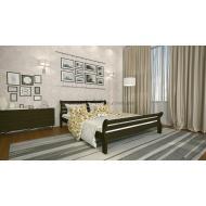 Деревянная кровать Аркадия