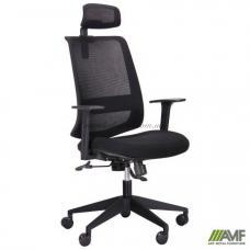 Кресло AMF Carbon HB A8016-2 Черное
