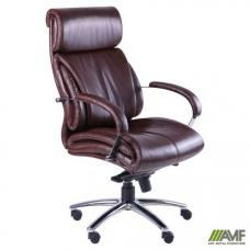Кресло AMF Аризона MB Мадрас Дарк Браун