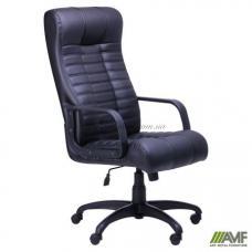 Кресло AMF Атлантис Пластик Неаполь N-20 Черное