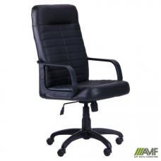 Кресло AMF Ледли Пластик Неаполь N-20 Черное