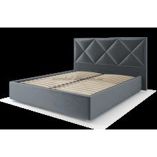 Кровать подиум Кристалл 1,6 без матраса