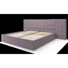 Кровать Сакраменто Люкс 1,6 без матраса