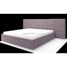 Кровать Сакраменто Люкс 1,6 с матрасом