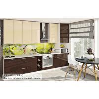"""Кухня серии """"Крашеный высокий глянец"""" КХ - 6731"""