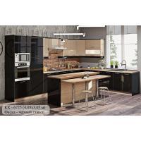 """Кухня серии """"Крашеный высокий глянец"""" КХ - 6725"""