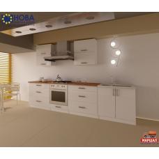 Кухня Лаура Модерн 2,0 м без столешницы