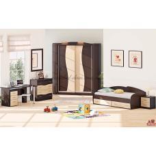 Детская комната ДЧ-4114 Комфорт-мебель (г. Белая Церковь) купить в Одессе, Украине