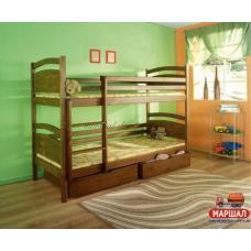 Двухъярусная кровать КДА