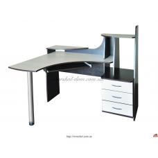 СКУ - 12 Компьютерный стол угловой  (стандарт)