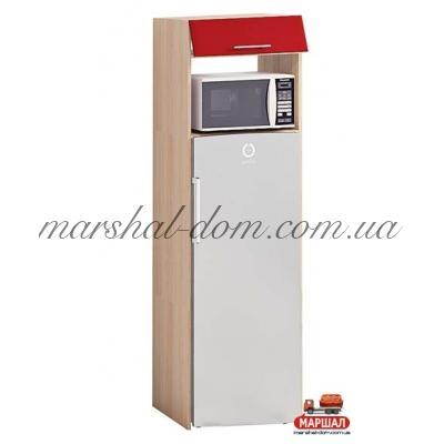 П60.214.1Д (Т-2896) шкаф под холодильник и микроволновку