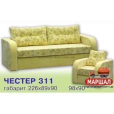 Кресло Честер (не раскладное) Вика (Львовск.обл.) купить в Одессе, Украине