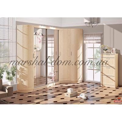 Прихожая ВТ-3996 Комфорт-мебель (г. Белая Церковь) купить в Одессе, Украине
