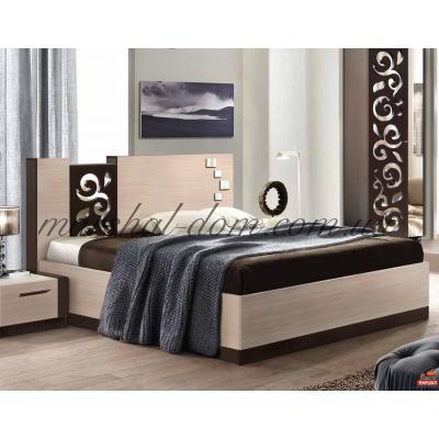 Кровать 1800 Сага без каркаса