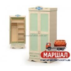 Двухдверный шкаф A-02-1 Angel Бриз, г. Вишневый купить в Одессе, Украине