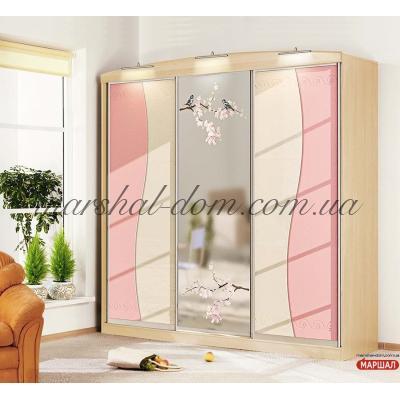 Шкаф-купе Ф-5437 Комфорт-мебель (г. Белая Церковь) купить в Одессе, Украине