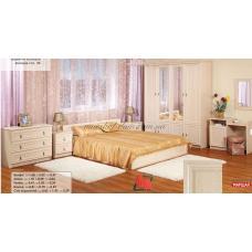 Спальня Ким-1 БМФ (Белоцерковская мебельная фабрика) купить в Одессе, Украине