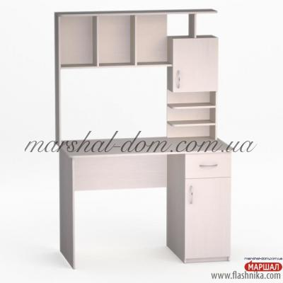 Компьютерный стол - Микс 52 ФН