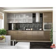 Кухня Мода зебрано