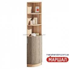 Пенал угловой Ф-4879 Комфорт-мебель (г. Белая Церковь) купить в Одессе, Украине