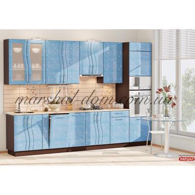 Кухня Волна КХ-267 Комфорт-мебель (г. Белая Церковь) купить в Одессе, Украине