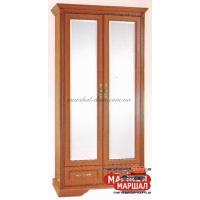 Росава Шкаф для одежды (2-х дв с зеркалом) Ш-1477