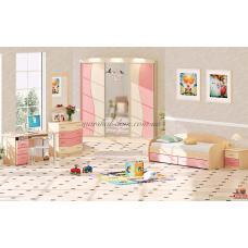 Детская комната ДЧ-4107 Комфорт-мебель (г. Белая Церковь) купить в Одессе, Украине