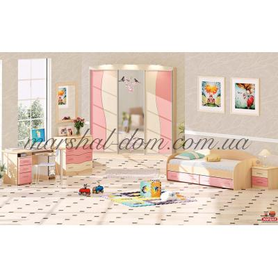 Детская комната ДЧ-4107
