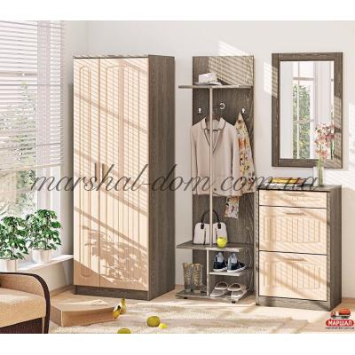 Прихожая ВТ-4003 Комфорт-мебель (г. Белая Церковь) купить в Одессе, Украине