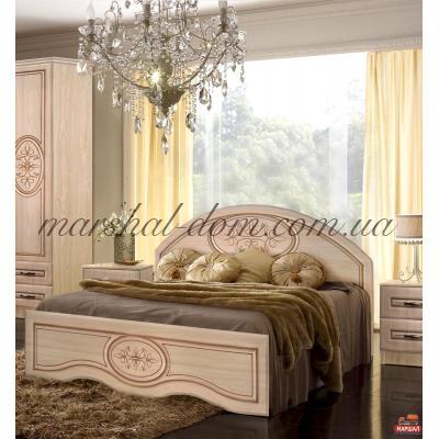 Кровать 1600/370 Василиса без каркаса