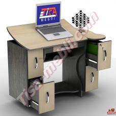 Стол компьютерный СУ-4 ТИСА (г. Чернигов) купить в Одессе, Украине