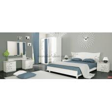 Спальня Богема Глянец Белый Миро Марк (Украина-Италия) купить в Одессе, Украине