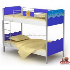 Двухэтажная кровать Od-12 Ocean