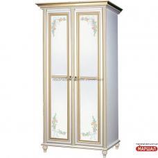 Принцесса Шкаф 2-х дверный