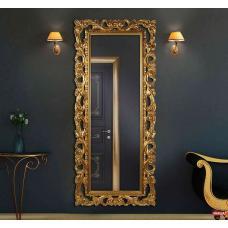 Зеркало Лара золото (крашеное) снято с производства!