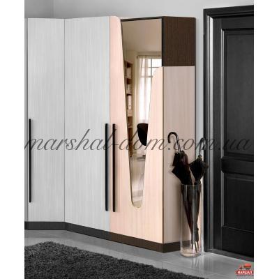 Шкаф зеркало 550 Арья
