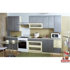Кухня Галактика МДФ 2,6м БМФ (Белоцерковская мебельная фабрика) купить в Одессе, Украине