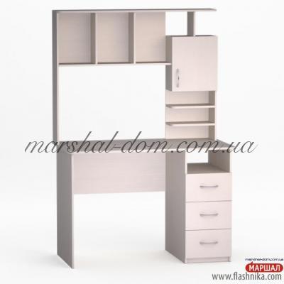 Компьютерный стол - Микс 53 ФН