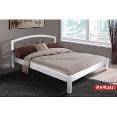 Кровать Джульета (ольха, белая)