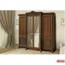 Новита Шкаф 4-х дверный