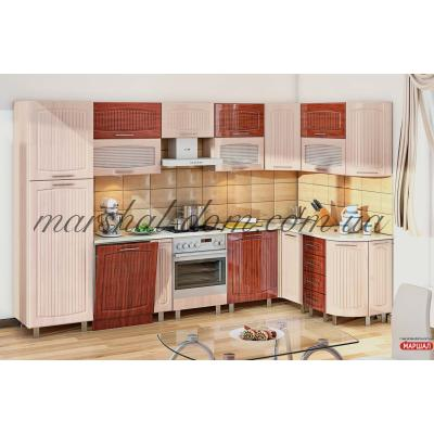 Кухня Сопрано КХ-293 Комфорт-мебель (г. Белая Церковь) купить в Одессе, Украине