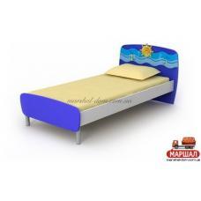 Кровать Od-11-1 Ocean Бриз, г. Вишневый купить в Одессе, Украине