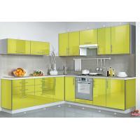 Кухня Мирор Глосс / MIRROR GLOSS салатовый - 1м.п.