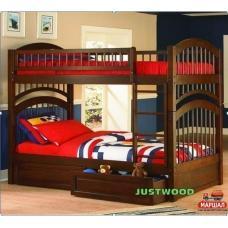 Двухъярусная кровать Артемон