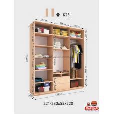 Шкаф под TV Камелот К-23
