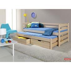 Кровать двухъярусная КМ-ИН