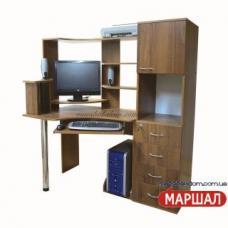 Компьютерный стол Ника 24 Nika мебель (Шкафник) купить в Одессе, Украине