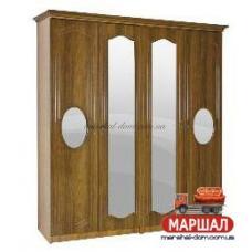 Афродита Шкаф 4-х дверный БМФ (Белоцерковская мебельная фабрика) купить в Одессе, Украине