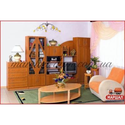 Гостиная Интер МДФ БМФ (Белоцерковская мебельная фабрика) купить в Одессе, Украине